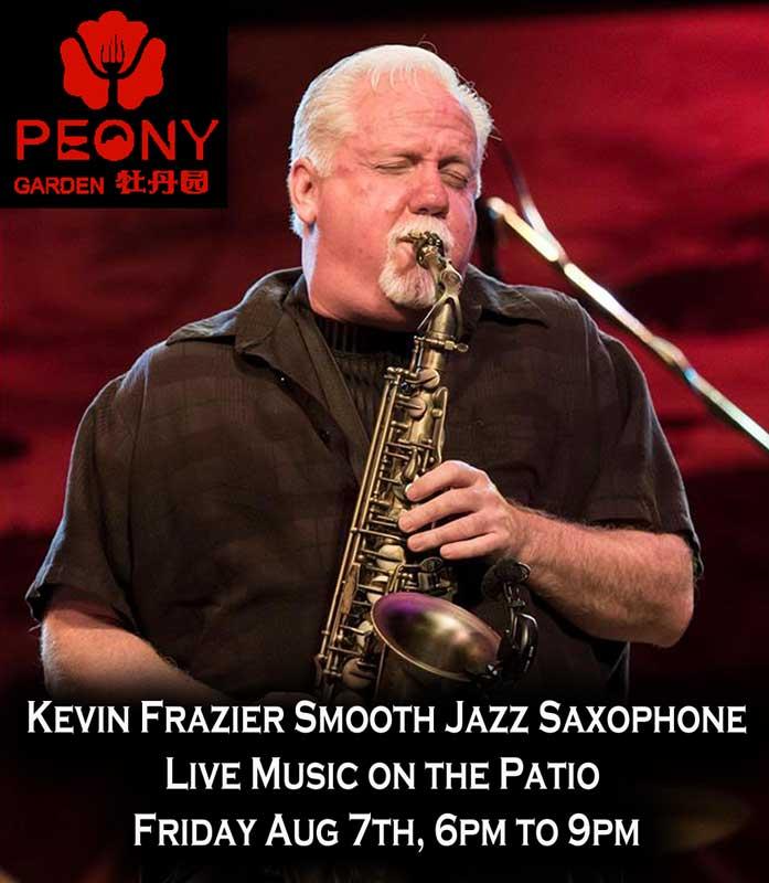 Kevin Frazier SmoothJazz Peony Garden